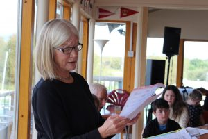 Schools' Poetry Competition Celebration @ Lough Derg Yacht Club